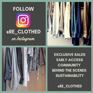 Other - Follow @RE_CLOTHED on Instagram for Sales